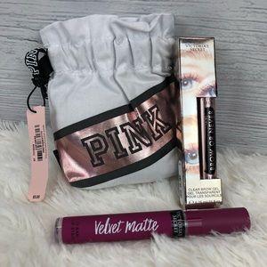 Victoria Secret Brow Or Never Gel & Matte Velvet